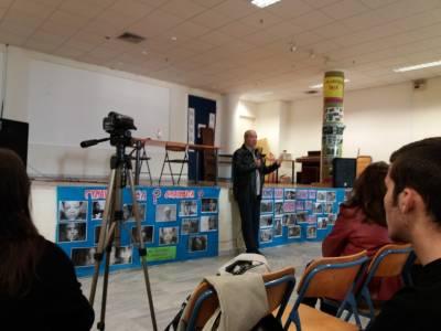 """Διάλεξη Νίκου Λυγερού (14-11-2017): """"Ανθρώπινη νοημοσύνη και έξυπνη παιδεία"""""""