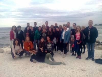 4η Διεθνική συνάντηση στην Ελλάδα / 26-29 Σεπτεμβρίου  2018