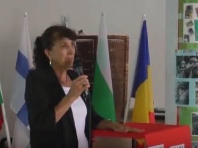 """Διάλεξη Tova Ribiere (18-9-2017): """"Ο αφανισμός της Εβραϊκής  Κοινότητας της Καβάλας στα ναζιστικά στρατόπεδα"""""""