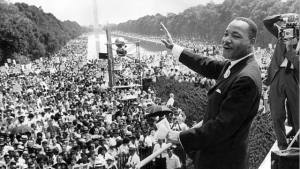 "Martin Luther King ""I have a dream"""
