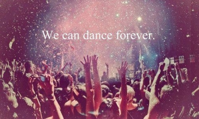 Because I love dancing!